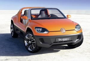 Sixties Surf Style, 21st-Century Green: VW Buggy Up Concept