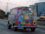 Volkswagen Bus (pic by Marshall Astor)