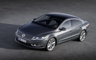2013 Volkswagen CC: Refreshed Version To Debut At LA Auto Show