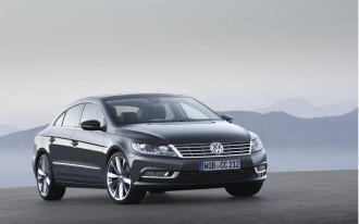 2013 Volkswagen CC To Debut At The Los Angeles Auto Show