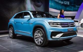 Volkswagen Cross Coupe GTE Concept Video