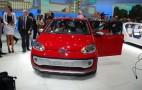 2011 Frankfurt Auto Show: 2012 Volkswagen Up Family Gallery