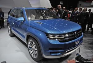 Volkswagen's Two Diesel Plug-In Hybrid Concepts: Detroit Auto Show