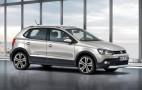 2010 Geneva auto show: Volkswagen CrossPolo