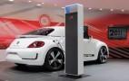 VW e-Bugster Electric Concept Live Gallery: 2012 Detroit Auto Show