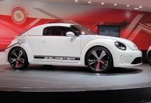 2013 VW e-Bugster Electric Concept: 2012 Detroit Auto Show Video