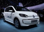 Volkswagen e-Up Electric Car Live Photo Gallery: 2013 Frankfurt Auto Show