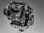 Volkswagen EA288 TDI four-cylinder turbodiesel engine