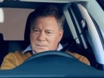 Volkswagen elctric-car ad with William Shatner and Leonard Nimoy.