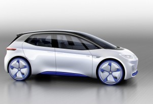 VW shows renderings of ID electric-car concept for Paris Motor Show