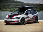 Volkswagen Golf Estate TGI GMOTION