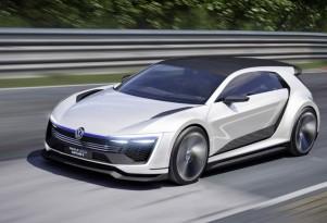 Volkswagen Golf GTE Sport concept, 2015 Wörthersee Tour