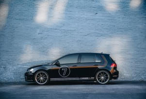 Volkswagen Golf R Heritage concept