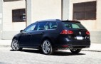 2015 VW Golf TDI SportWagen Concept: New York Auto Show Debut