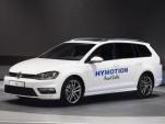 Volkswagen Golf SportWagen HyMotion concept, 2014 Los Angeles Auto Show