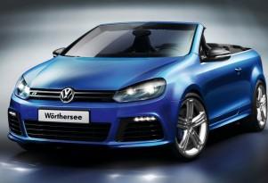 2011 Volkswagen Golf R Cabriolet Concept