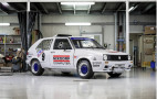 Meet the crazy twin-engine Golf that VW used for its last Pikes Peak attempt