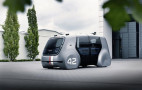 VW Group's fully self-driving Sedric to hit public roads in 2021
