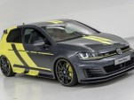 Volkswagen GTI Dark Shine and Golf Variant Biturbo Concepts Debut At Wörthersee