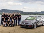 VW trainees unveil GTI, Golf R Variant concepts at Wörthersee