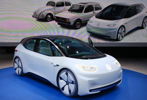 VW Group has nailed down $25 billion of batteries for electric cars, it said today