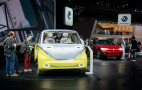 Report: VW may build ID Crozz and ID Buzz electric cars in America