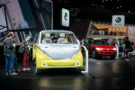 VW plans to build electric ID Crozz and ID Buzz in America