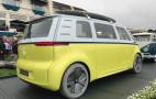 VW brings back the bus, Pebble Beach, 2018 Porsche Cayenne: Car News Headlines