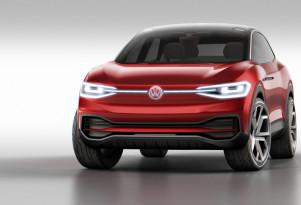 Volkswagen ID Crozz electric crossover concept updated at Frankfurt show