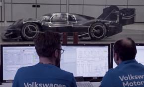 Volkswagen is focused on aerodynamics with its ID R Pikes Peak racer