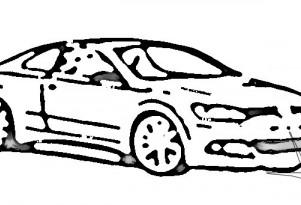 Volkswagen Jetta Coupe Concept Sketch Leaked