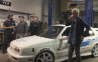 "Performance shop reunites Jesse with his VW Jetta from ""The Fast and the Furious"""