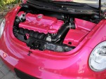 Volkswagen Malibu Barbie New Beetle convertible