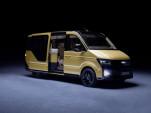 Volkswagen MOIA electric ride-pooling van