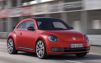 2012 Volkswagen Beetle Prices Start At $19,765