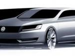 Volkswagen NMS design sketch