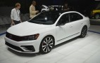 VW Passat GT concept brings near-R potential to family sedan