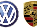 Volkswagen Porsche logo
