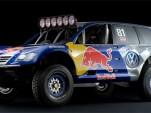 Volkswagen Red Bull Baja Racing Touareg TDI Trophy Truck chassis