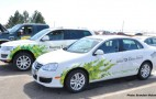 Statewide Green Car Convoy Shows Its Stuff to Northern Colorado