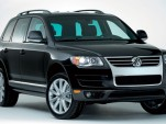 Volkswagen Touareg Lux Limited SUV
