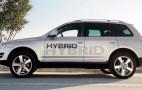 Touareg Hybrid set to join Volkswagen BlueMotion range next year