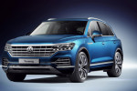 2018 Volkswagen Touareg revealed