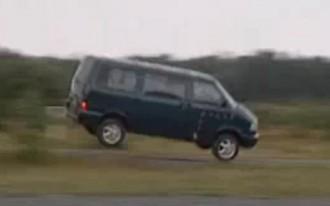 Volkswagen Torture Testing Its Vehicles: Video