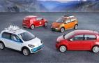 Volkswagen Tweaks The up! For Geneva