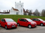 Volkswagen up! first drive photos