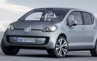 Volkswagen reveals production plans for new up! minicar family