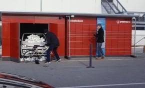 Volkswagen Up online sales in Denmark (promotional video screenshot)