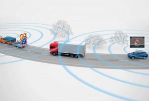 Volkswagen Vision Zero autonomous driving technology