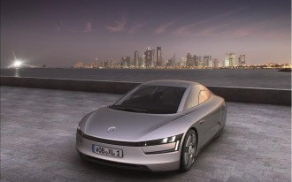 VW Uses Formula XL Concept To Kick Off MoMA Partnership